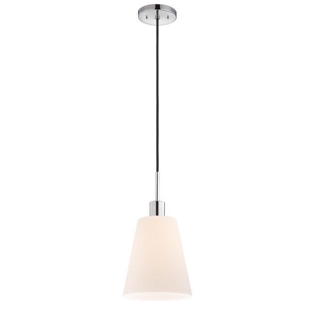 Glass Tall Cone Pendant by SONNEMAN - A Way of Light | 3562.01K