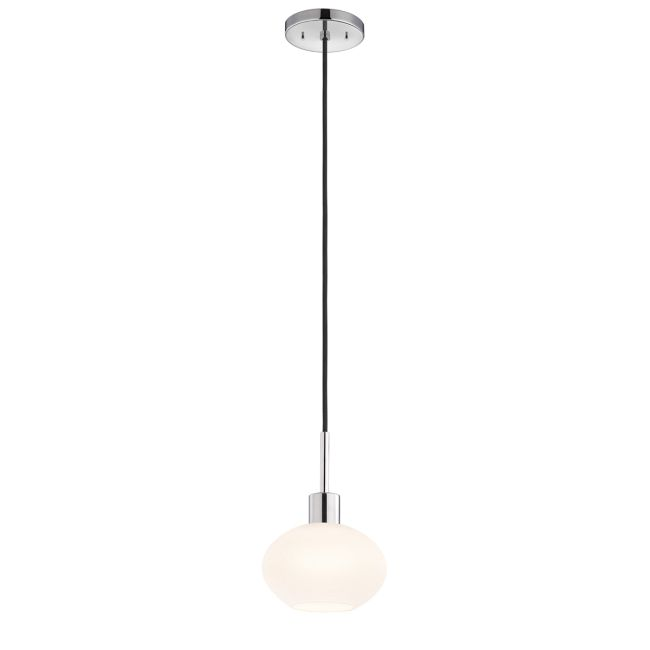 Glass Demi Oval Pendant by SONNEMAN - A Way of Light   3565.01K