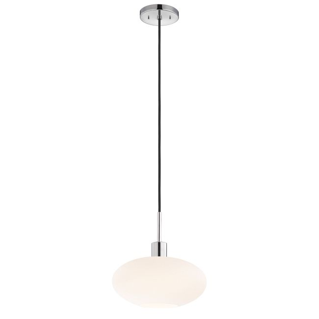 Glass Grand Oval Pendant by SONNEMAN - A Way of Light | 3566.01K