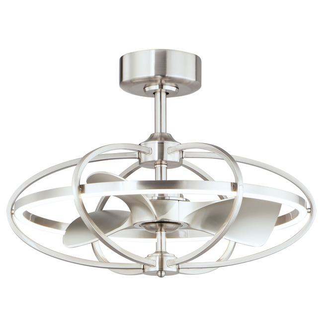 Corona Fan Fandelight  by Maxim Lighting