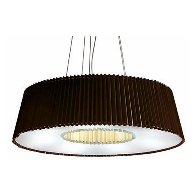 Tuna Pendant by Lightology Collection | LC-0928/03-MB
