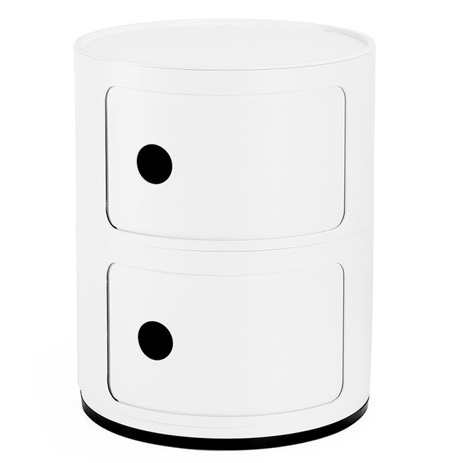 Componibili Recycled Storage Module  by Kartell