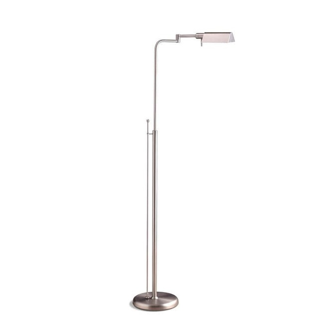 P-1075 Otros Pies Reading Floor Lamp by Lightology Collection | LC-P-1075-RV-NM
