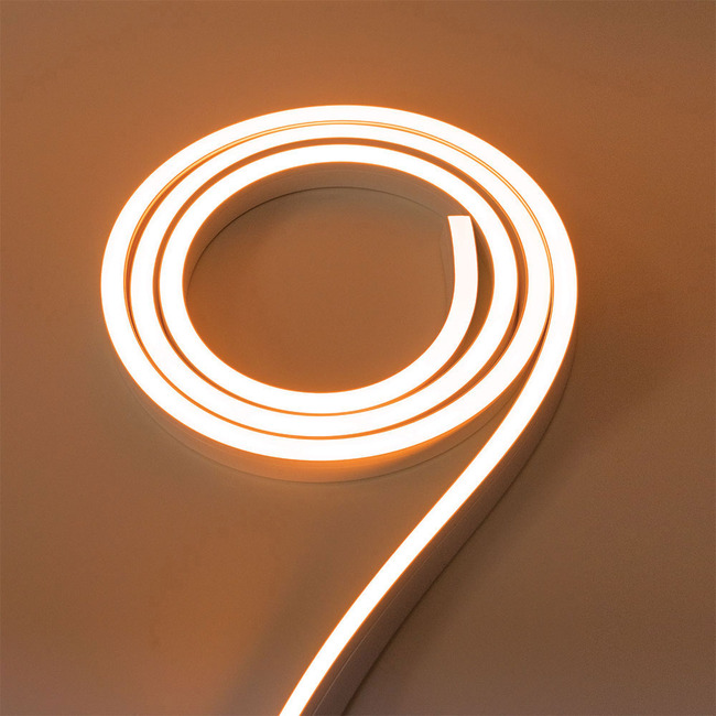 Flex Neon Outdoor LRF5 Tunable White Left/Right Bend  by PureEdge Lighting