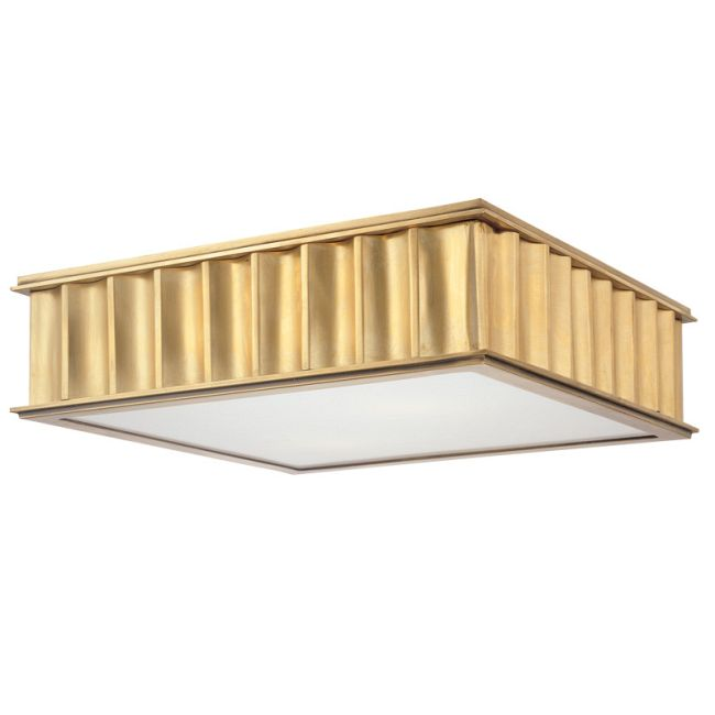 Middlebury Square Ceiling Light Fixutre by Hudson Valley Lighting | 931-AGB