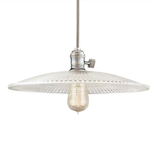 Heirloom GL4 Pendant by Hudson Valley Lighting | 8002-HN-GL4