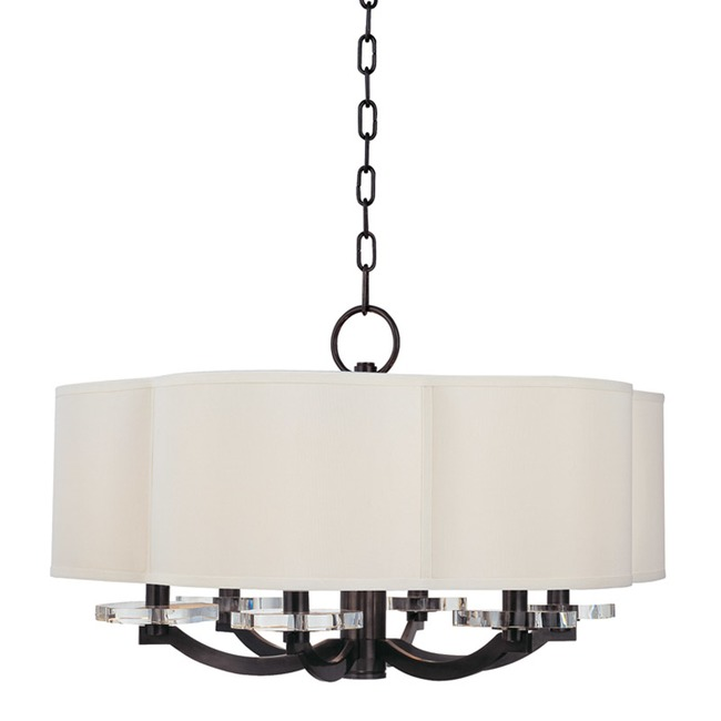 Garrison Chandelier by Hudson Valley Lighting | 1426-OB