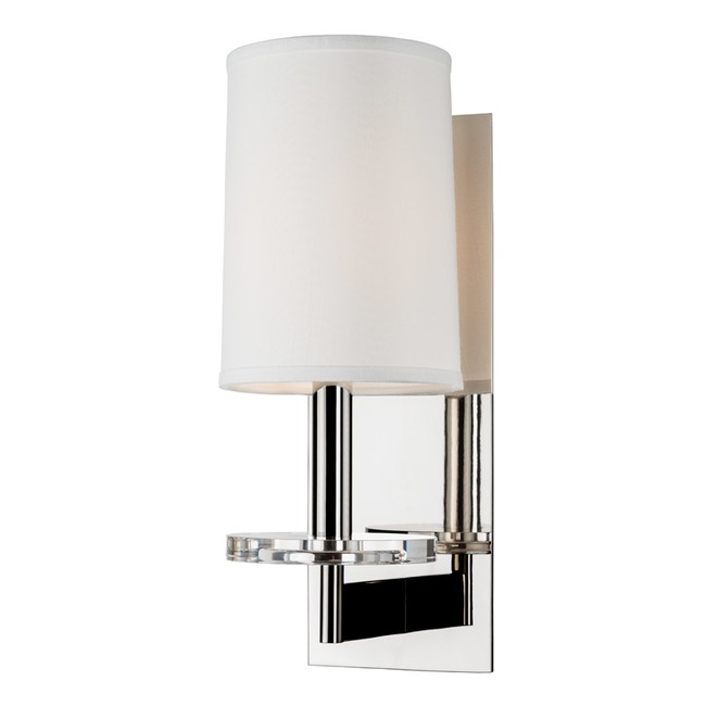 Chelsea Wall Light by Hudson Valley Lighting | 8801-PN