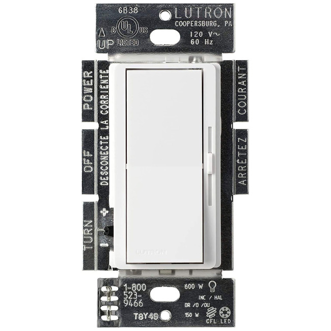 Diva 250W LED+ Dimmer  by Lutron