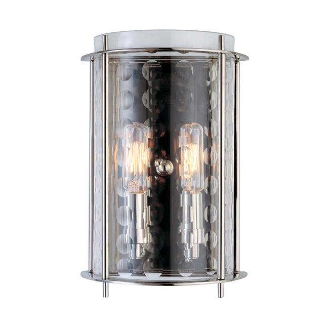 Esopus Wall Light by Hudson Valley Lighting | 7602-PN