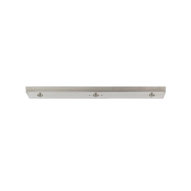 Freejack 3-Port 28 Inch Linear Canopy by Tech Lighting | 700FJL3C