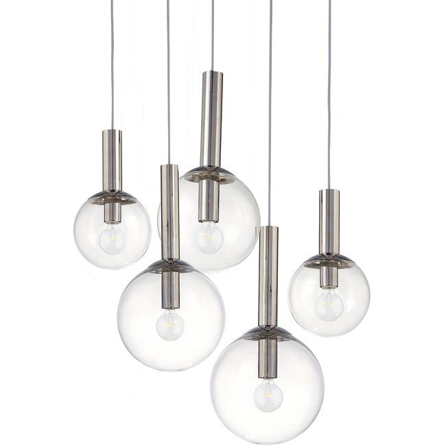 Bubbles Multi Light Pendant by SONNEMAN - A Way of Light | 3765.35