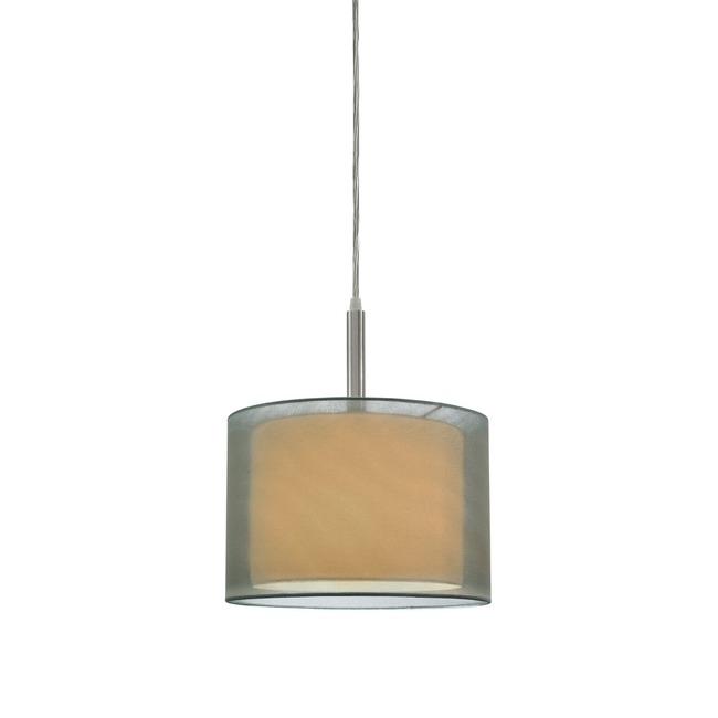 Puri Cylinder Pendant by SONNEMAN - A Way of Light | 6008.13F