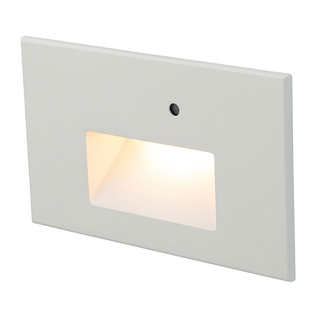 120V LED Anti-Microbial Horizontal Step Light with Photocell  by WAC Lighting