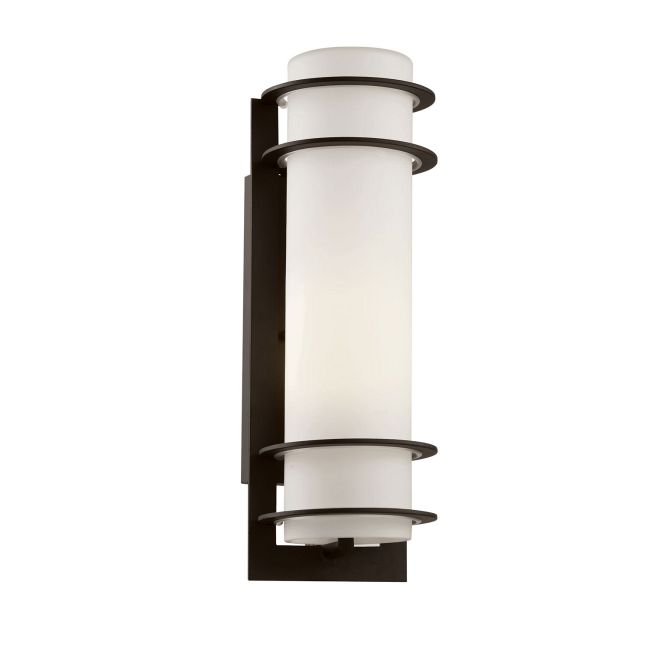 Cityscape 16 Torch Patio Light by Trans Globe | 40205 BK