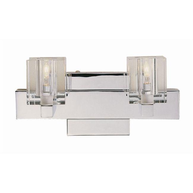 Crystal Cube Bath Bar by Trans Globe | 2842 PC