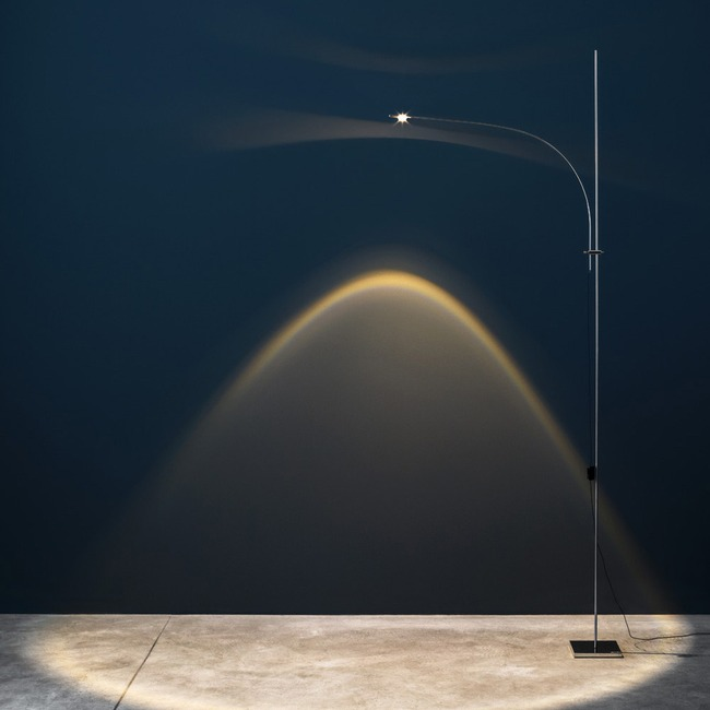 Uau Floor Lamp  by Catellani & Smith
