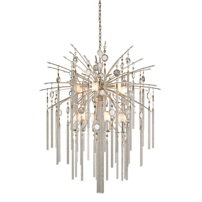 Bliss Chandelier  by Corbett Lighting