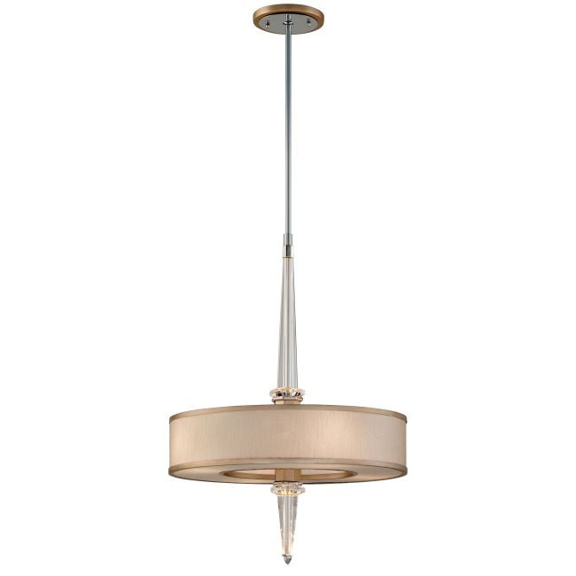 Harlow Pendant by Corbett Lighting | 166-44