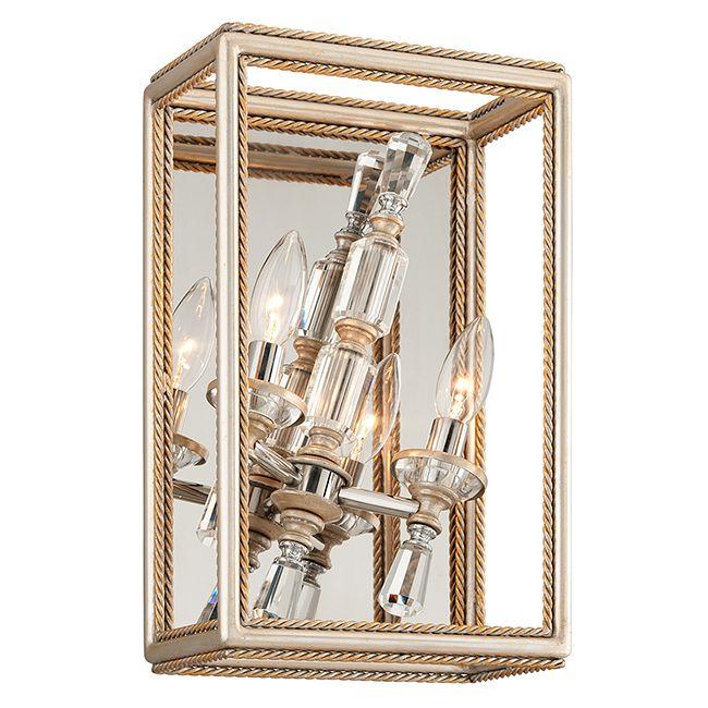 Houdini Crystal Wall Light by Corbett Lighting | 177-12