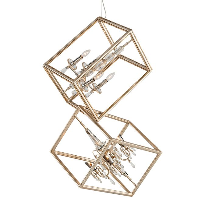 Houdini Chandelier by Corbett Lighting | 177-48