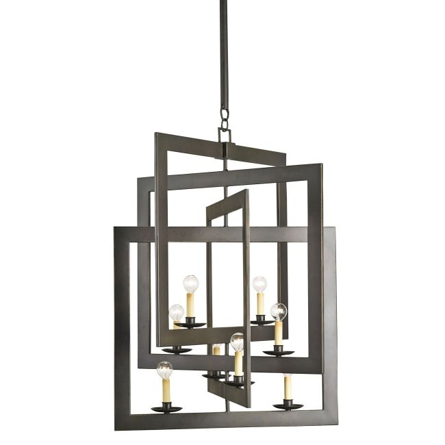Middleton Chandelier by Currey and Company | 9927-CC