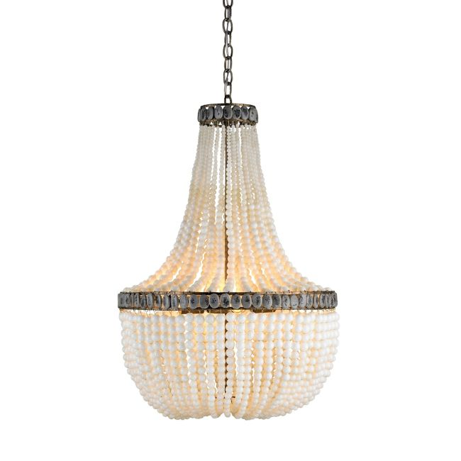 Hedy Chandelier by Currey and Company | 9970-CC