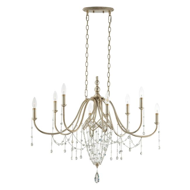 Collana Oval Chandelier by Eurofase | 25629-019