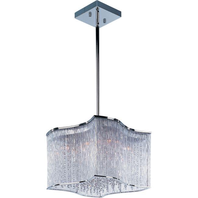 Swizzle Pendant by Maxim Lighting | 39704CLPC