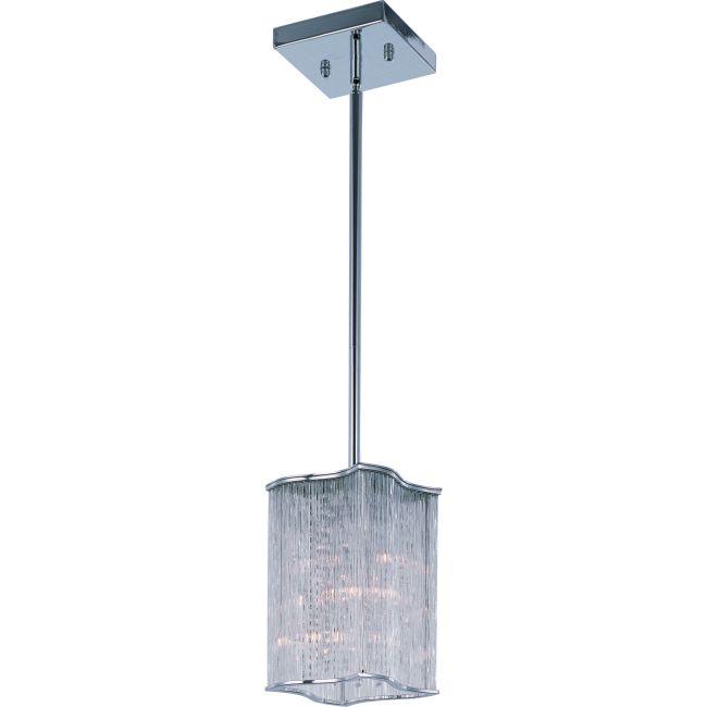 Swizzle Mini Pendant by Maxim Lighting | 91700CLPC