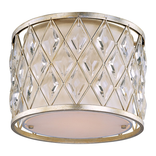 Diamond Ceiling Flush Light by Maxim Lighting | 21451OFGS