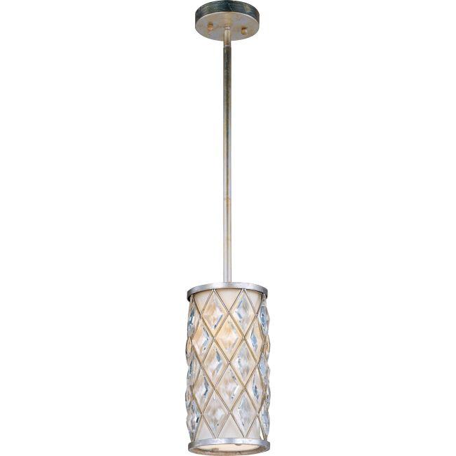 Diamond Mini Pendant by Maxim Lighting | 91450OFGS