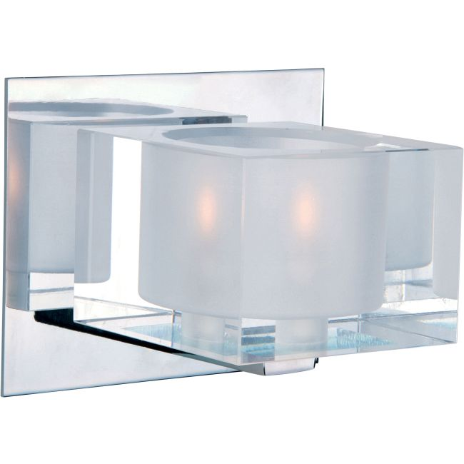 Cubic Bath Bar by Maxim Lighting | 10001CLPC