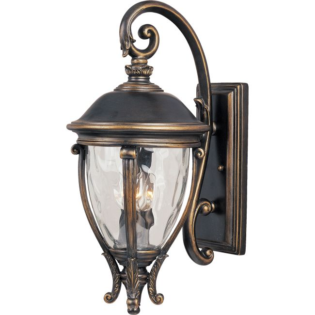 Camden VX Outdoor Wall Light by Maxim Lighting | 41425WGGO