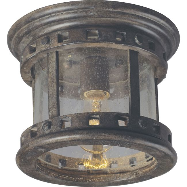 Santa Barbara VX Outdoor Ceiling Mount by Maxim Lighting | 40030CDSE