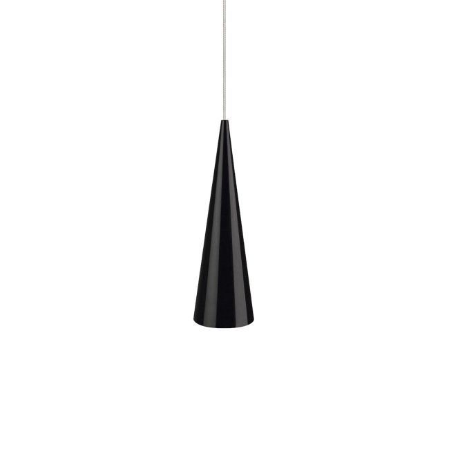 Pinnacle Freejack Halogen Pendant by Tech Lighting | 700FJPINSBC