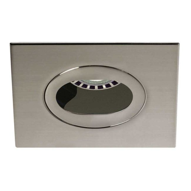 Low Voltage 3.5IN SQ Slot Downlight Trim  by Contrast Lighting
