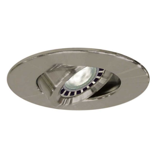 T3250 3.5 Inch Round Low Profile Adjustable Trim by Contrast Lighting | T3250-13
