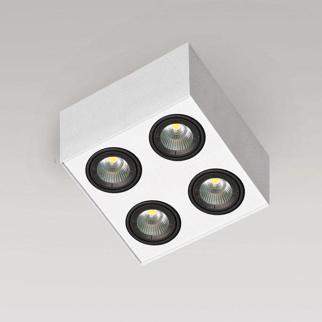 Box 1C 4 Light LED by Lucitalia   LC-209040131