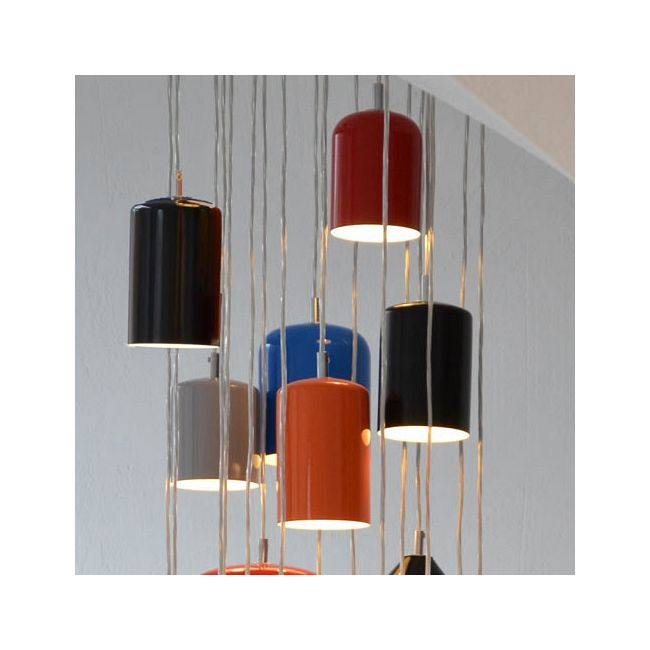 Tank 7 Light Pendant by Castor Design | TKL/CL7