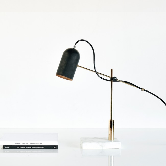 Deadstock Catherine Table Lamp  by Castor Design
