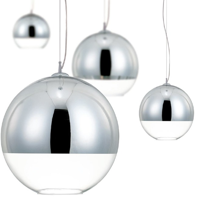 Chromos Pendant  by Eurofase