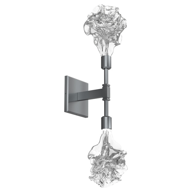 Blossom Double Wall Sconce  by Hammerton Studio