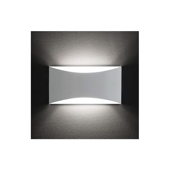 Kelly LED Wall Sconce by Oluce Srl | KELLY 791/BI