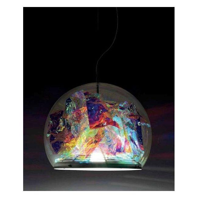 Globa Suspension Small by Vistosi | GLOBA-SP-400-E27