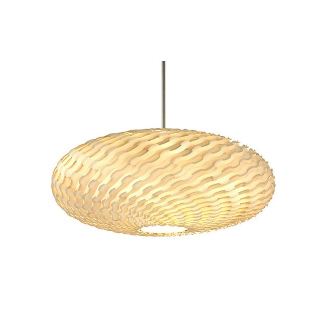 Spiral Saucer Suspension by D Form | US72A