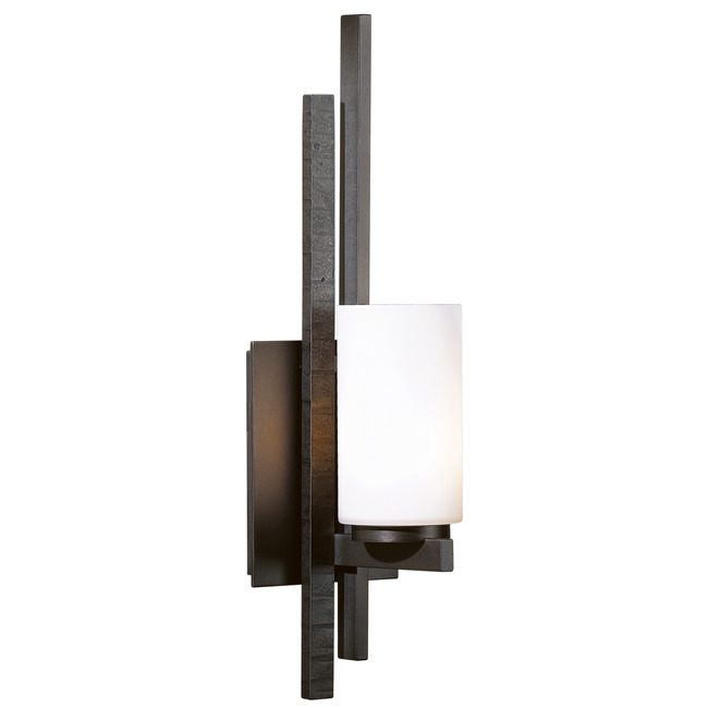 Ondrian Right Wall Light by Hubbardton Forge | 206301-1079
