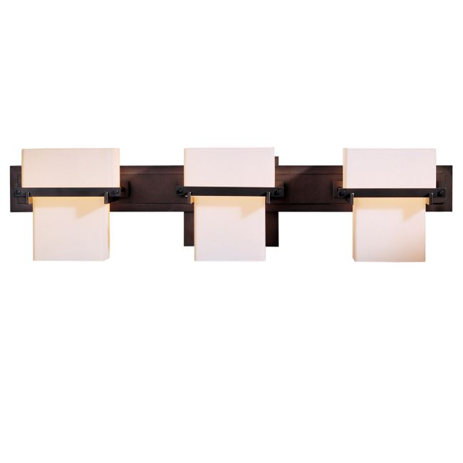 Kakomi 3 Light Bathroom Vanity Light by Hubbardton Forge | 207833-1006