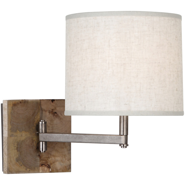 Oliver Swing Arm Wall Light by Robert Abbey | RA-829
