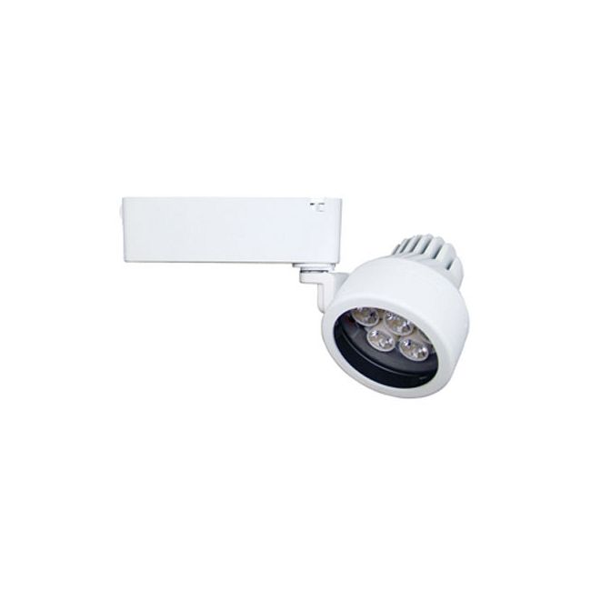 CTL802818LH Optica 18W 25Deg LED Track Fixture 120V by ConTech   CTL802818LHM27D-P